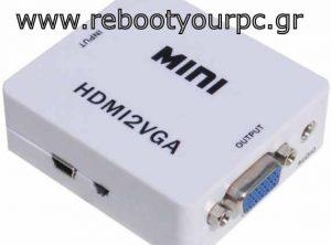 HDMI 1080P 720P to VGA Converter