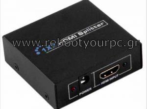 HDMI Splitter 1 to 2 converter