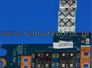 Acer Aspire E1-571 E1-531 E1-521 USB board