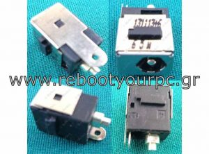 HP DV5000 DV8000 Compaq C300 C500 Power Jack
