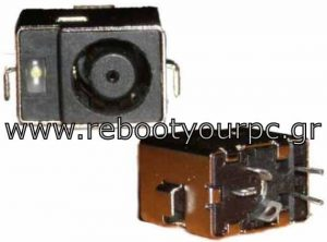HP Pavilion DV5 DV6 DV7 power jack