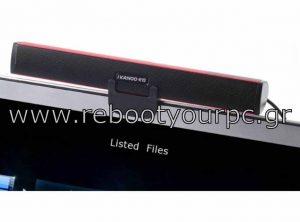 Laptop Soundbar i-KANOO N12 3Watt