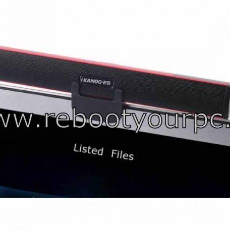 Laptop-Soundbar-i-KANOO-N12-3Watt-top