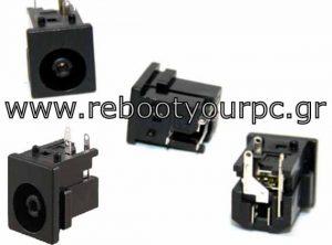 Sony Vaio PCG-731 PCG731 Fujitsu S2000 power jack
