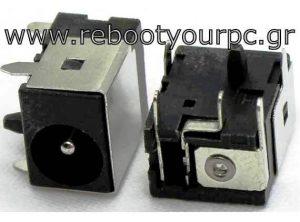 Asus F3 X51 F5VL A6 DC Power Jack