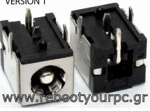 Asus G50 G73 M50 X83 DC Power Jack