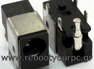 Fujitsu D1840 D1845 D7830 L6825 DC Power Jack