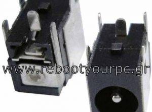 HP NC6000 NC8000 DC Power Jack