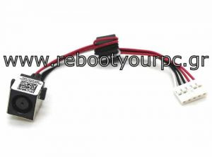 Dell Inspiron 15R 5520 7520 DC Power Jack