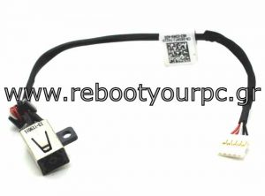 Dell XPS 13 L321X L322X DC Power Jack