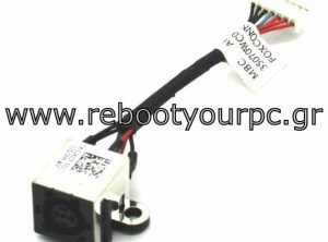 Dell XPS 14 L401X DC Power Jack