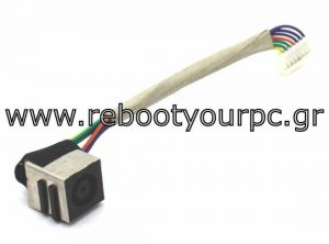 Dell XPS 17 L701X L702X DC Power Jack