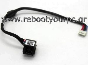 Dell Latitude E6530 DC Power Jack