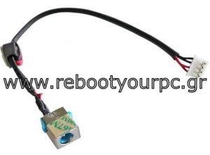 Acer Aspire 5733 5251 7560G DC Power Jack