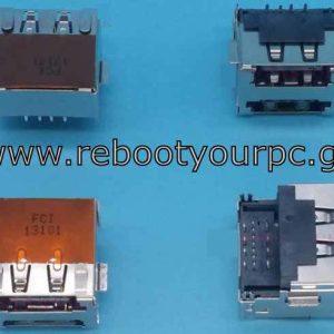 Dell Latitude E6400 E6410 E6510 E6500 USB Port