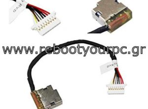 HP Probook 430 440 450 G3 DC Power Jack