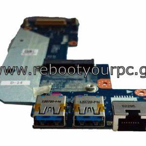 Dell Inspiron 15R 5520 17R 7520 USB Board