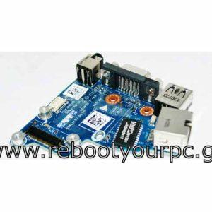 Dell Latitude E6430 USB VGA Audio Board