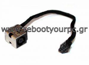 HP Probook 450G0 450 G0 DC Power Jack