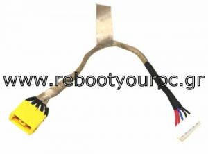 Lenovo Ideapad Z710 Essential G700 DC Power Jack