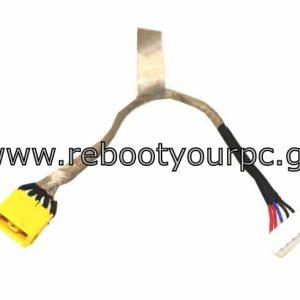 Lenovo Ideapad Z710 Essential G700 DC Power Jack