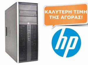 Refurbished HP Elite Pro 8300 Microtower