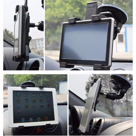 Autokorp-Support-Tablette-Ventouse-Tablet-Car-Clip-Holder-various