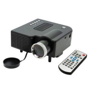 Portable Mini LED Projector – Φορητός μίνι LED προτζέκτορας