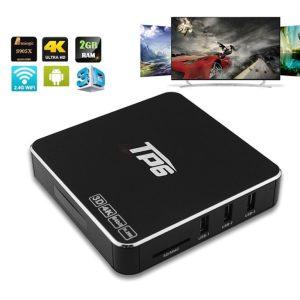 TP6 TV Box ( 2GB Ram 16GB Rom Android 7.1 )
