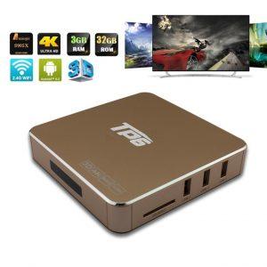 TP6 TV Box ( 3GB Ram 32GB Rom Android 7.1 )