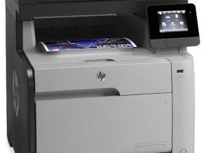 Refurbished HP Color LaserJet Pro MFP M476dw