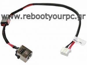 Acer Aspire E5-511 E5-521 E5-571 DC Power Jack