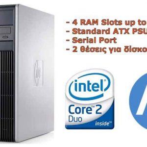 Refurbished HP DC5800 C2D MicroTower
