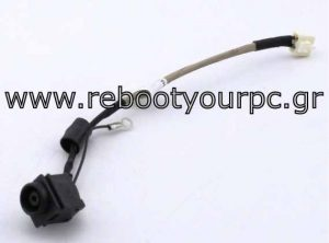 Sony Vaio VGN-FW M763 DC Power Jack