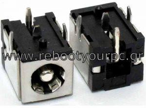 Asus F8 F9 G73 G74 M50 N81 X83 DC Power Jack