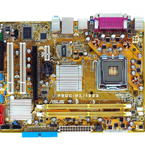 Refurbished Asus P5GC-MX/1333