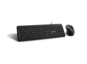 Σετ πληκτρολόγιο και ποντίκι Element KB-145UMS