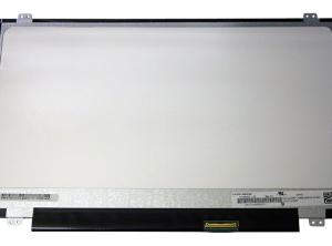 Laptop screen 14,0″ LED 40-pins SLIM 1366×768 Matte