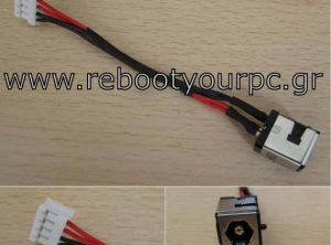 Asus K50 P50 DC Power Jack