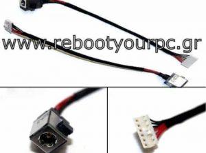 Asus K55 K55A U57 U57A DC Power Jack