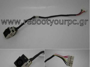 HP DV5-1000 DV6-1000 Series DC Power Jack