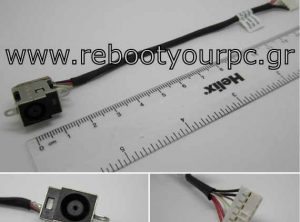 HP DV6-6000 DV7-6000 Series DC Power Jack