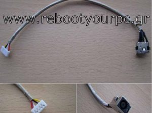 HP DV7-1000 Series DC Power Jack
