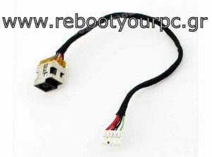 Hp Pavilion DV7-4000 DV7-4100 DC Power Jack