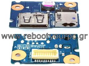 Lenovo G580 DC Power Board