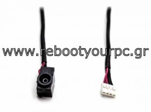 SAMSUNG R519 R518 (With cable) dc power jack