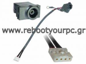 Samsung R522 Q320 R520 R620 DC Power Jack