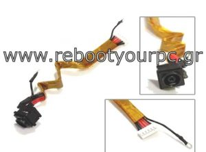 Sony Vaio VGN-CR DC Power Jack
