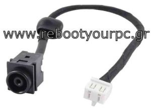 Sony Vaio VGN-FW M760 DC Power Jack