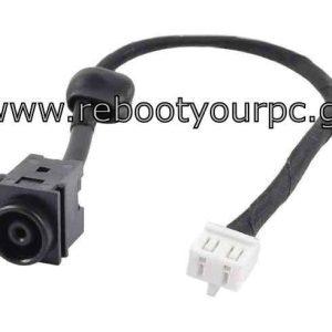 Sony Vaio VGN-FW M760 DC Power Jack